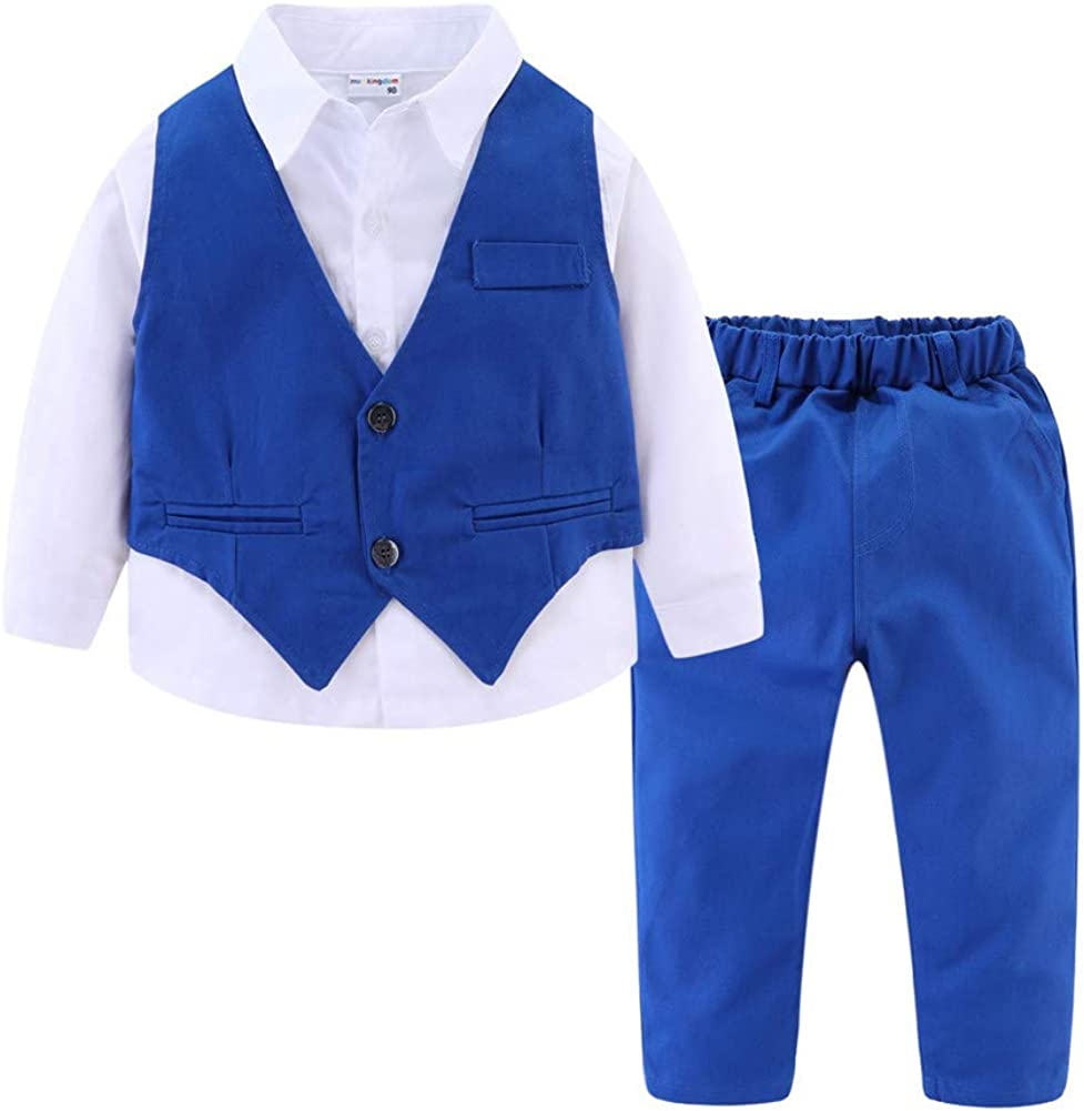 Mud Kingdom Boys Suits for NEW before selling Al sold out. Weddings and Pant Vests White Shirts