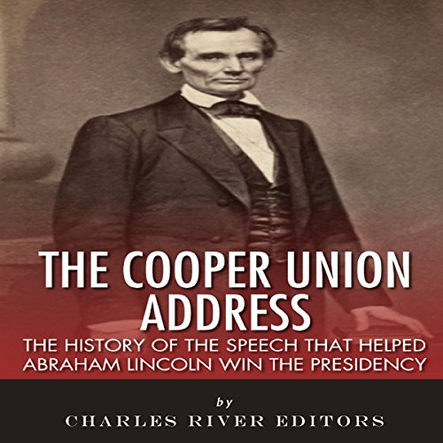 The Cooper Union Address audiobook cover art