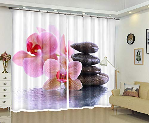 cortinas habitacion zen