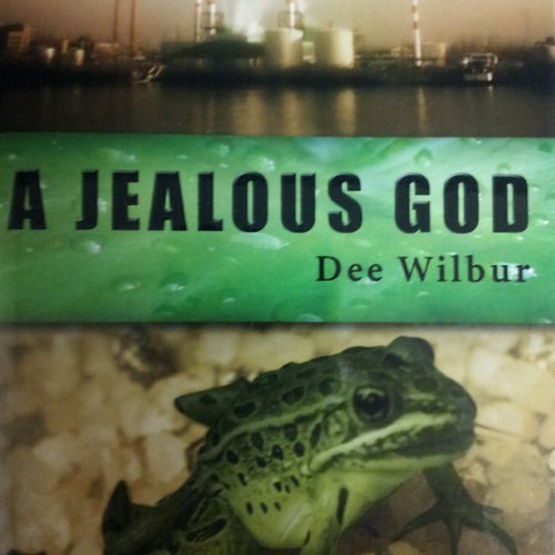 A Jealous God audiobook cover art