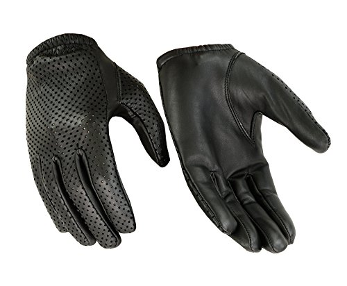 Hugger Glove Company Men's Air Pro Sport Motorcycle, Driving, Police Patrol...