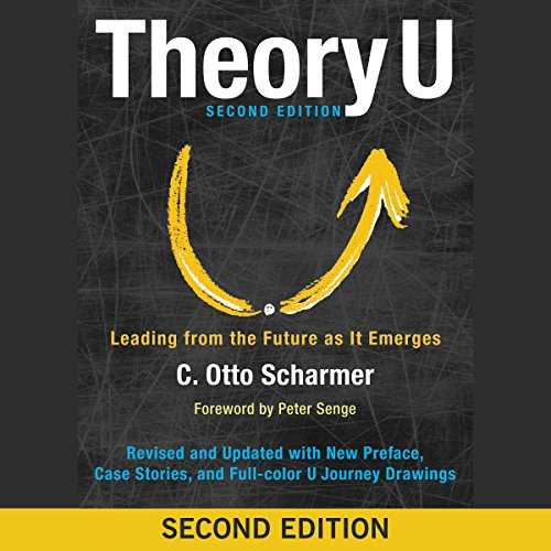 Theory U audiobook cover art