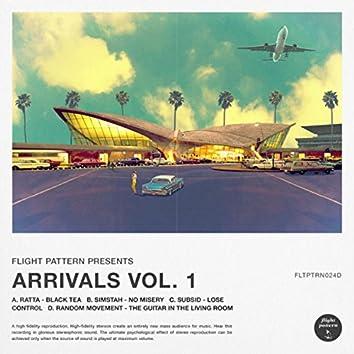 Arrivals Vol. 1