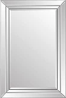 Miroir Cosm/étique 36 LED Naturelles R/églable /Écran Tactile Miroir de Bureau Rotation 180/° Grossissant 3X//2X//1X avec Stand deweisn Triple Miroir de Maquillage
