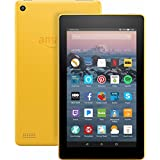 Fire 7 Tablet (7' display, 8 GB) - Yellow - (Previous Generation - 7th)