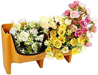 Background Wall Flower Pot Wall Vertical Flower Pot for Hanging Wall Garden Supplies for Home