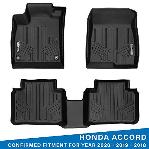 MAXLINER A0341/B0341 Floor Mats Honda Accord All Models Black