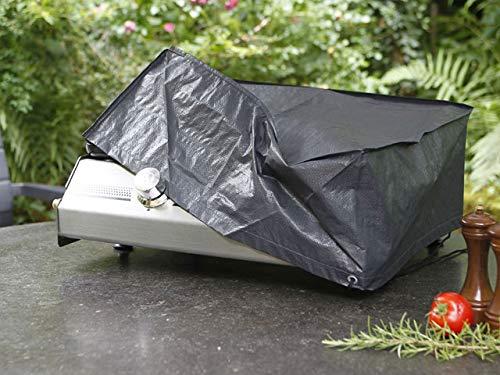 Nature Housse de Protection pour plancha, Dimensions 24 x 63 x 53 cm
