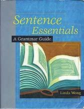 Best sentence essentials a grammar guide Reviews
