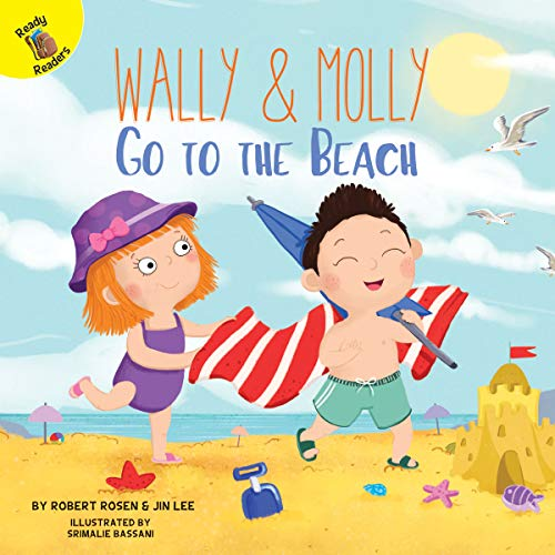 Wally and Molly Go to the Beach (I Help My Friends) (English Edition)
