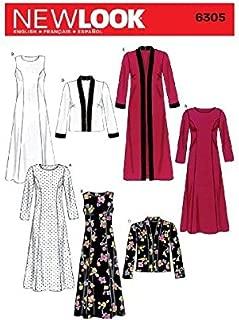 Best long dress patterns Reviews