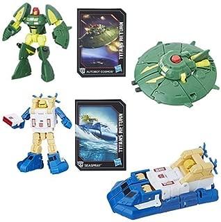 Transformers Generations Titans Return Legends Wave 5 SET
