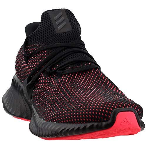 adidas Alphabounce Instinct - Zapatos casuales para correr para hombre,, negro (Negro), 44 EU