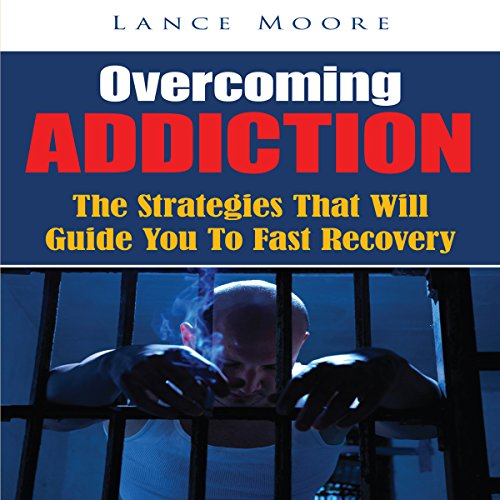 Overcoming Addiction audiobook cover art