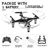 iBoosila JX815-2 Mini Drone Un Bouton Tumbling Avion Télécommande Hélicoptère Quadcopter 2.4G Upgrade Effective