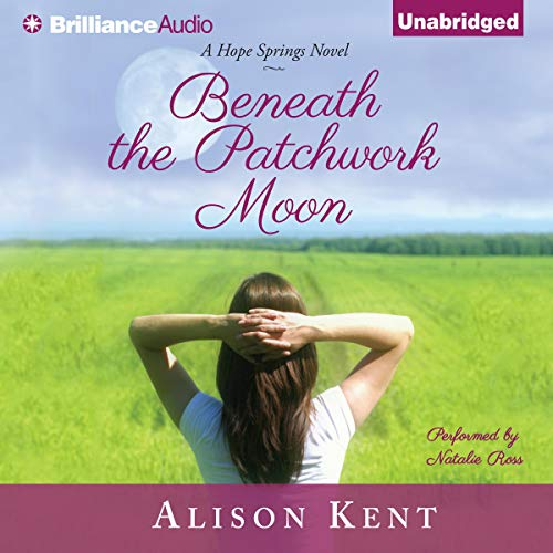Beneath the Patchwork Moon audiobook cover art