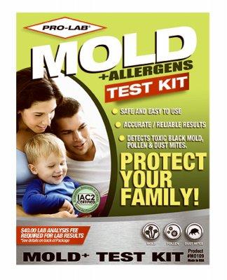 Pro Lab MO109 Pro-Lab Mold Test Kit