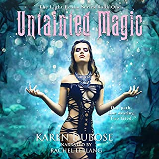 Untainted Magic cover art