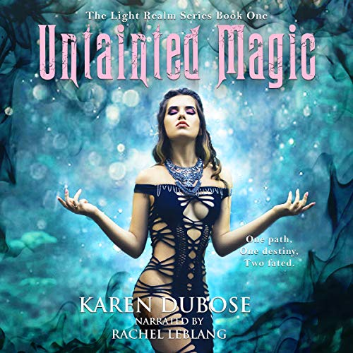 Untainted Magic audiobook cover art
