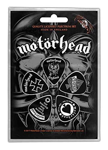 Motörhead England Plektrum Pack
