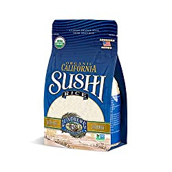 Lundberg Califlornia Sushi -- available for purchase on Amazon.