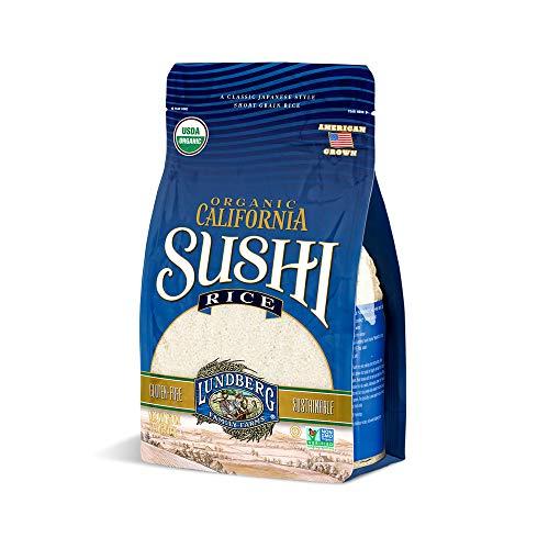 Lundberg Family Farms - Organic California Sushi Rice,...