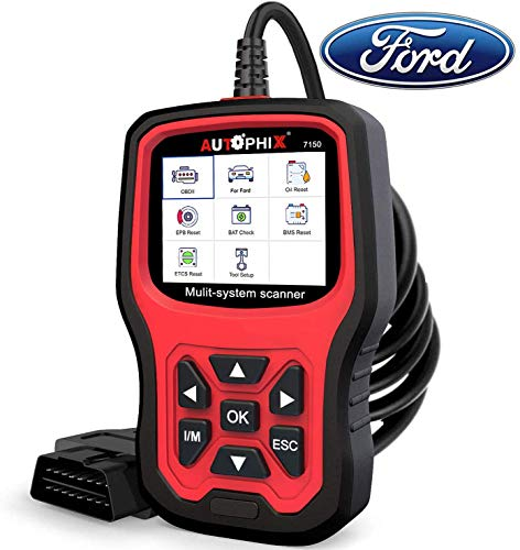 AUTOPHIX OBD2 Scanner Code Reader for Ford Lincoin Mercury