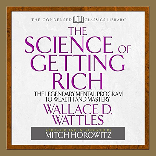 The Science of Getting Rich cover art