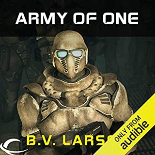 Army of One cover art