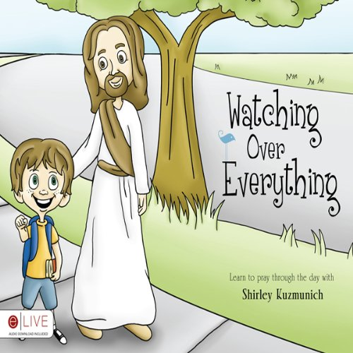 Watching Over Everything audiobook cover art