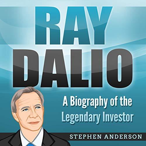 Ray Dalio cover art