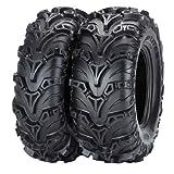 ITP 6P0524 Mud Lite II All-Terrain ATV Radial Tire - 30x11-14