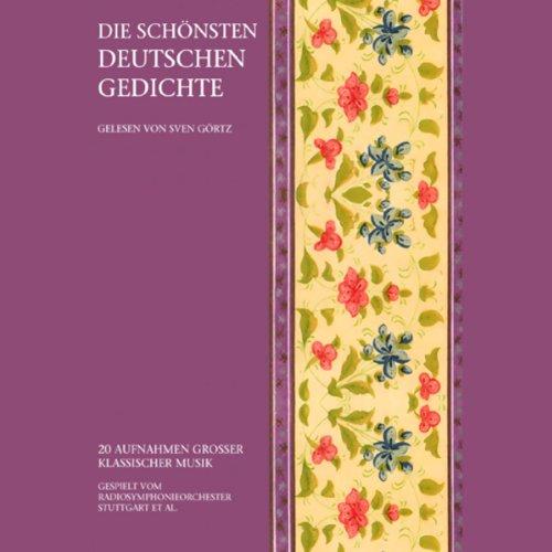 Die schönsten deutschen Gedichte Titelbild