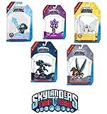 Skylanders Trap Team Trap Master 5 Pack! Thunderbolt, Blastermind, Knight Light, Knight Mare, Short Cut