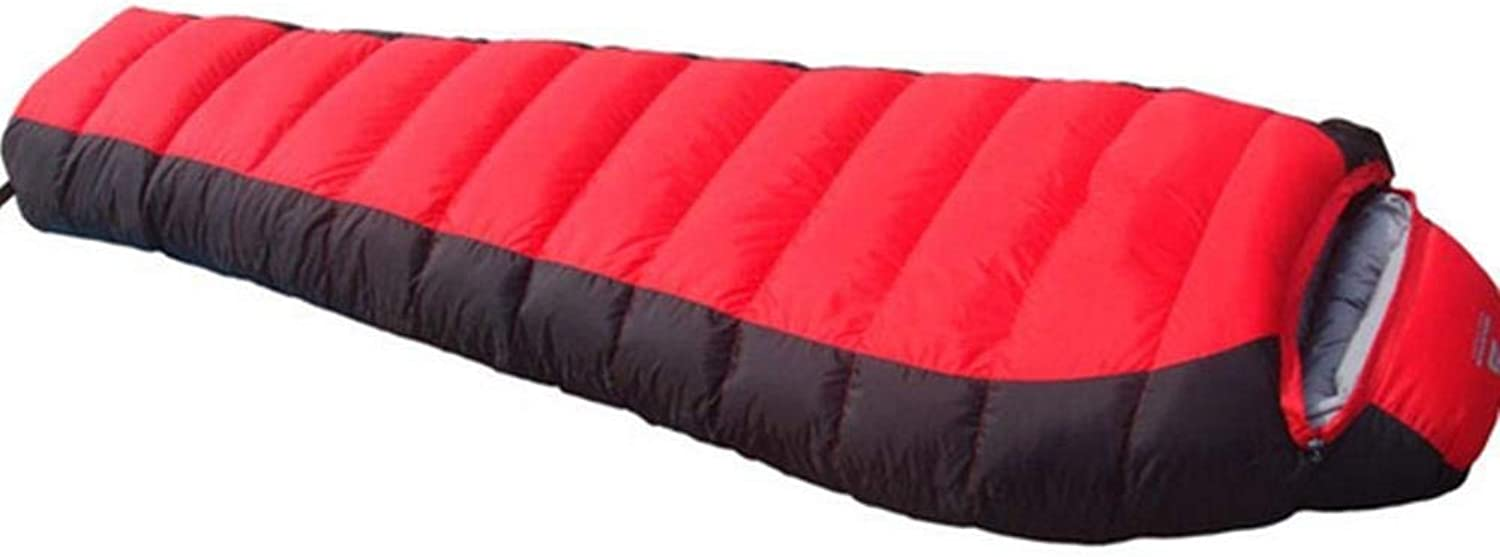 Camping Equipment Adult Sleeping Bag Windproof Warmth Portable Practical Waterproof Leisure Soft Comfortable Lightweight Hiking Camping Sleeping Bag