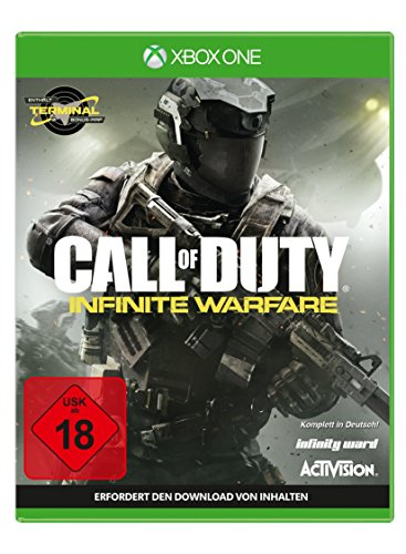 Call of Duty: Infinite Warfare MSH D1 Edition Xbox One [Edizione: Germania]