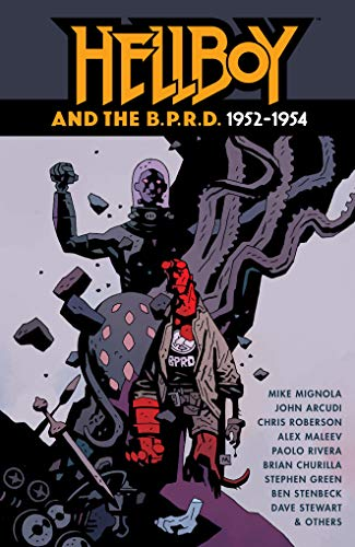 Hellboy and the B.P.R.D.: 1952-1954