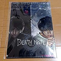 DEATH NOTE デスノート クリアファイル A5