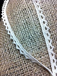 cluny lace trim