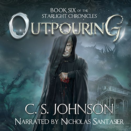 Outpouring     The Starlight Chronicles, Book 6              Auteur(s):                                                                                                                                 C. S. Johnson                               Narrateur(s):                                                                                                                                 Nicholas Santasier                      Durée: 5 h et 41 min     Pas de évaluations     Au global 0,0