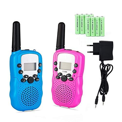 commercial petit talkie walkie test puissant