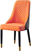 Eervff Nordic Krzesło Do Jadalni Z Litego Drewna Domowe Negocjacje W Restauracji Amerykański Hotel Oparcie Krzesła O Wysok...