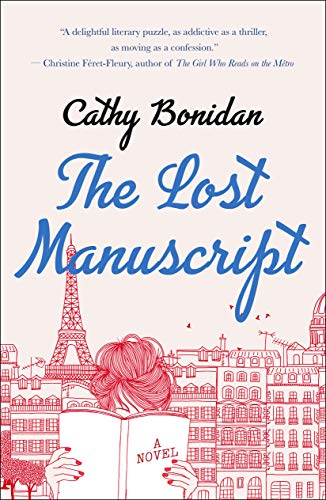 The Lost Manuscript: A Novel by [Cathy Bonidan]