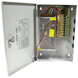 BeMatik - Zentrales 9-Port Netzteil 12VDC 15A