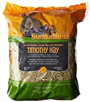 Sun Seed Company SSS88044 Sunnatural Select Spring Harvest Small Animal Timothy Hay, 56-Ounce by Sun Seed