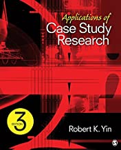 Applications of Case Study Research (English Edition)