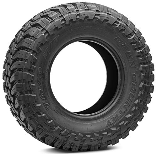 Toyo Tire Open Country M/T Mud-Terrain Tire - 35 x 1250R20 121Q Review