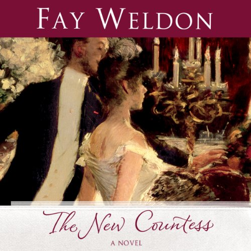 The New Countess audiobook cover art