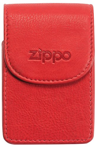 Zippo Box Cover Zigarettenetui, 11 cm, Rot