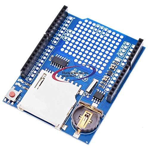 Data Logger Recorder Shield Utility Datenmodul für Datenprotokollierung für SD-Karte (XD-204)